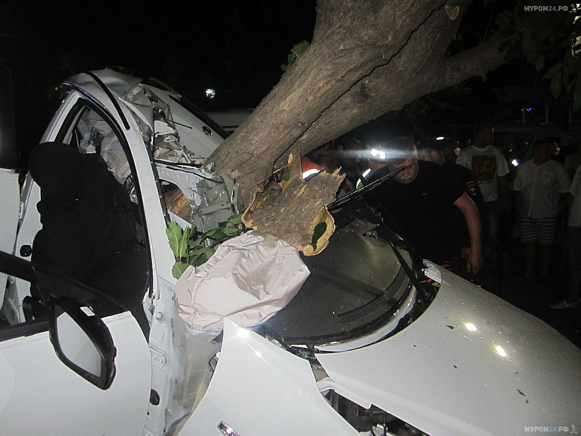 Авария в муроме на объездной с 01092014 фото 3