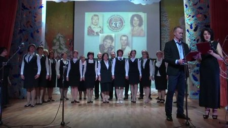 80-летний юбилей отмечает школа №13