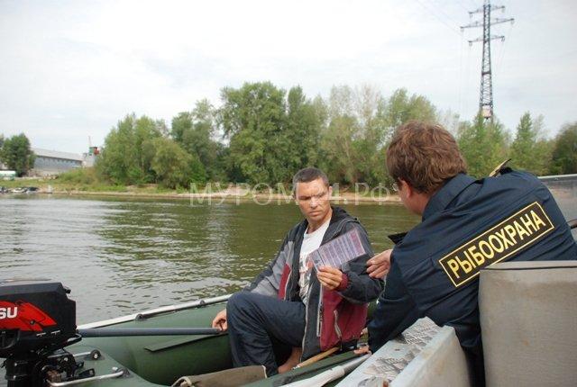 штраф за лодку до 10 июня