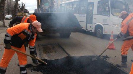 В Муроме приступили к ремонту дорог