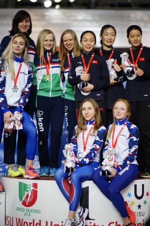 Выпускница муромской спортшколы взяла 4 медали на Чемпионате мира