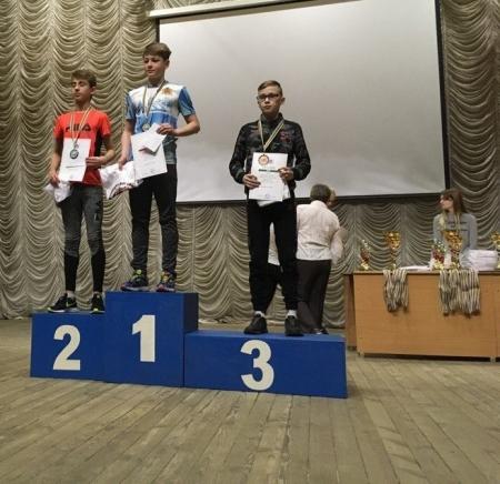 Муромский школьник выиграл Чемпионат мира по полиатлону