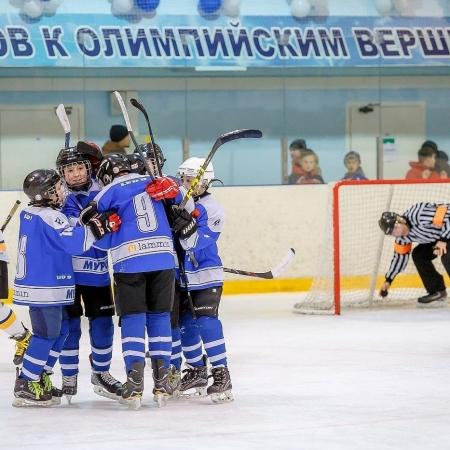 Муромские хоккеисты третий раз подряд выиграли международный турнир