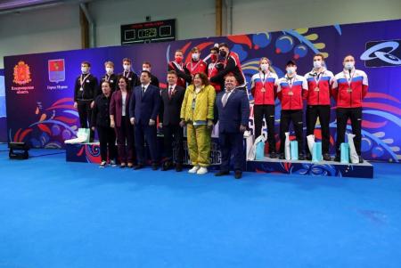 Международный турнир по кёрлингу в Муроме выиграла команда из Швейцарии